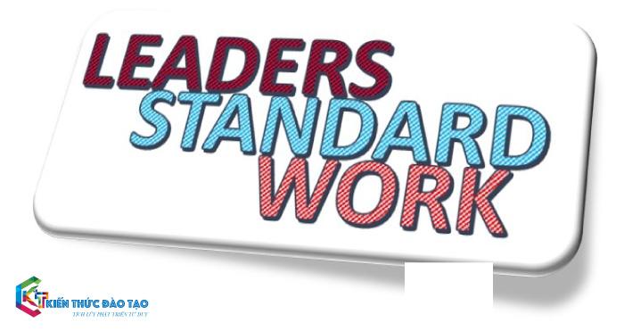 Leader Standard Work & Working Menus