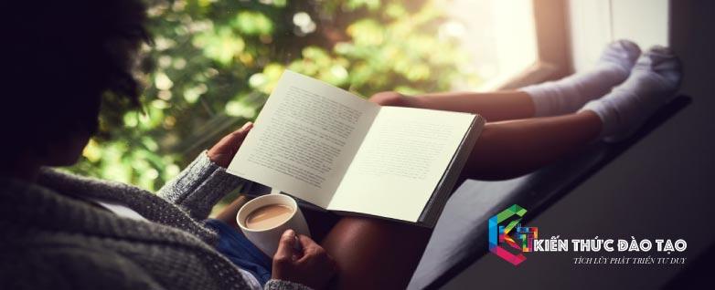 Đọc thêm sách để nâng cao tri thức