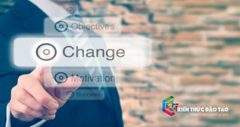 sự thay đổi của doanh nghiệp