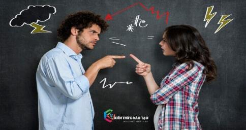 Mâu thuẫn giữa nhân viên giải quyết như thế nào